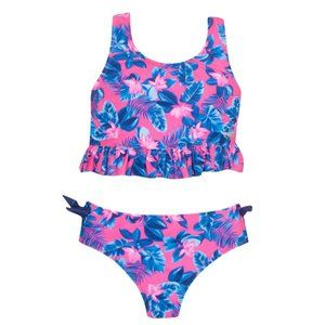 Other - New Floral Tankini 2-Piece Swimsuit for Girls